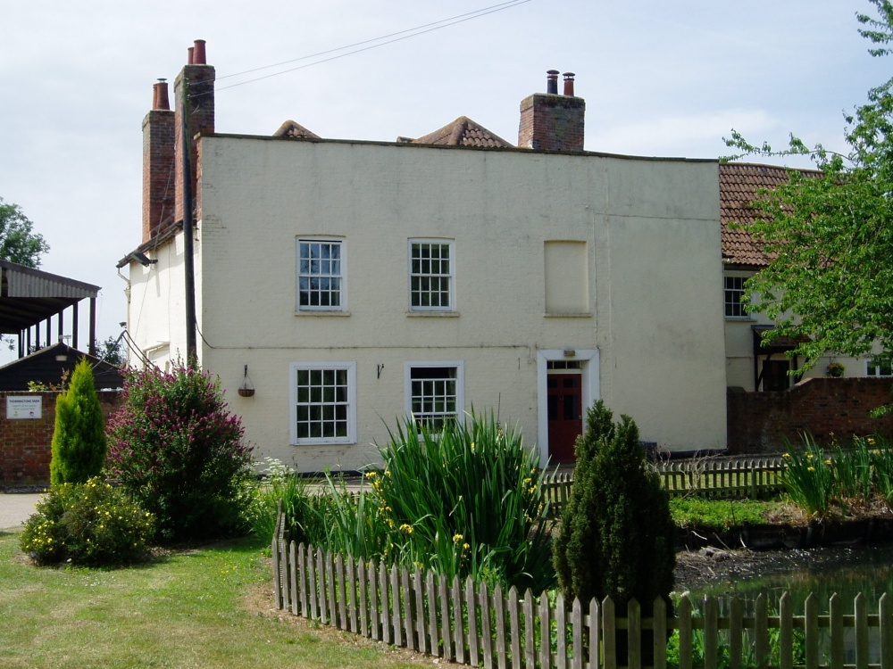 Thorringtons Farm house