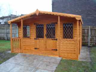 QUALITY SUMMERHOUSES FOR SALE