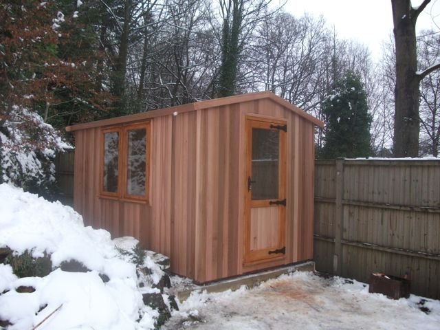 RED CEDAR WORKSHOP