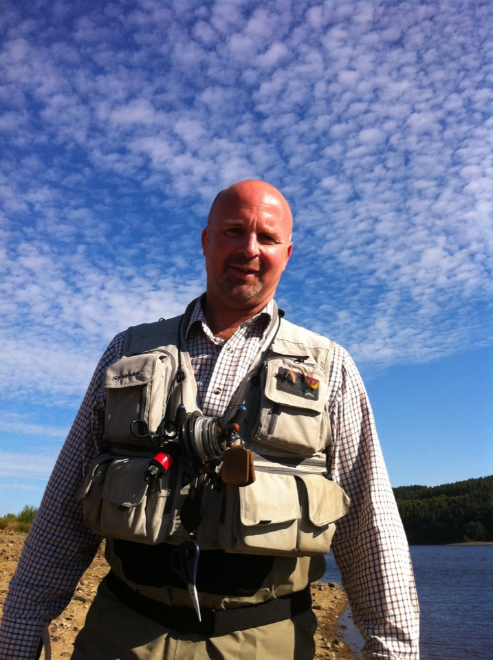 Chairman of Allen Valley Angling and Conservation