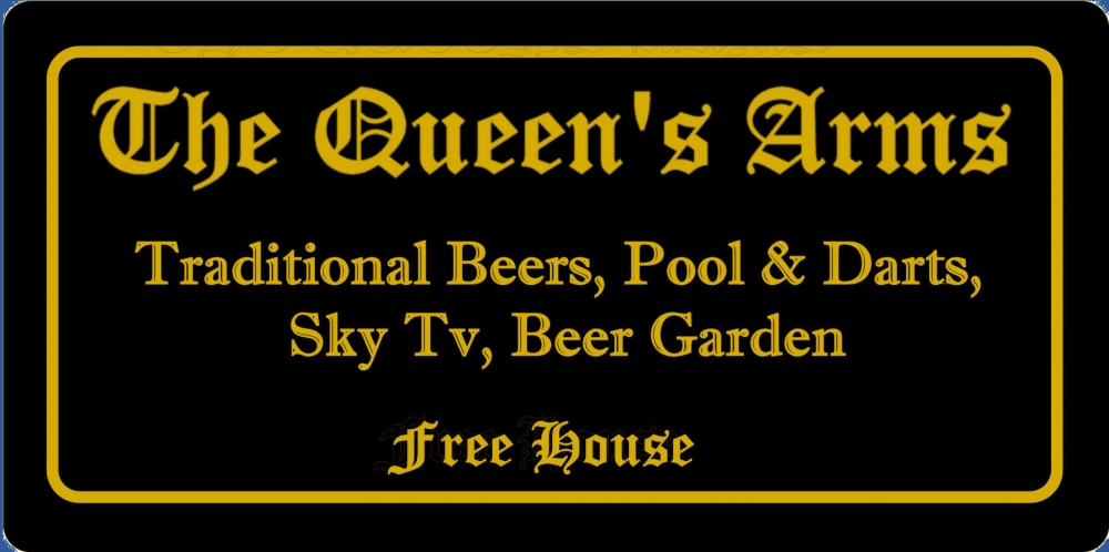 CLICK HERE FOR QUEENS ARMS FACEBOOK
