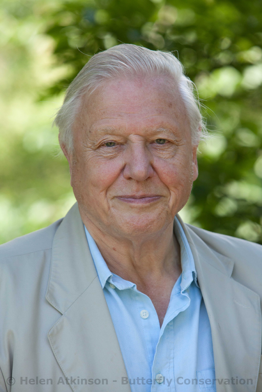 david attenborough was born in london