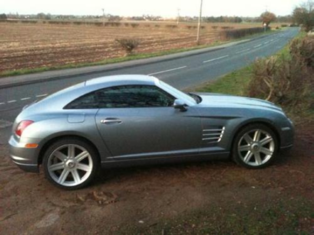 2004 chrysler crossfire 3 2 v6coupe. Cars Review. Best American Auto & Cars Review
