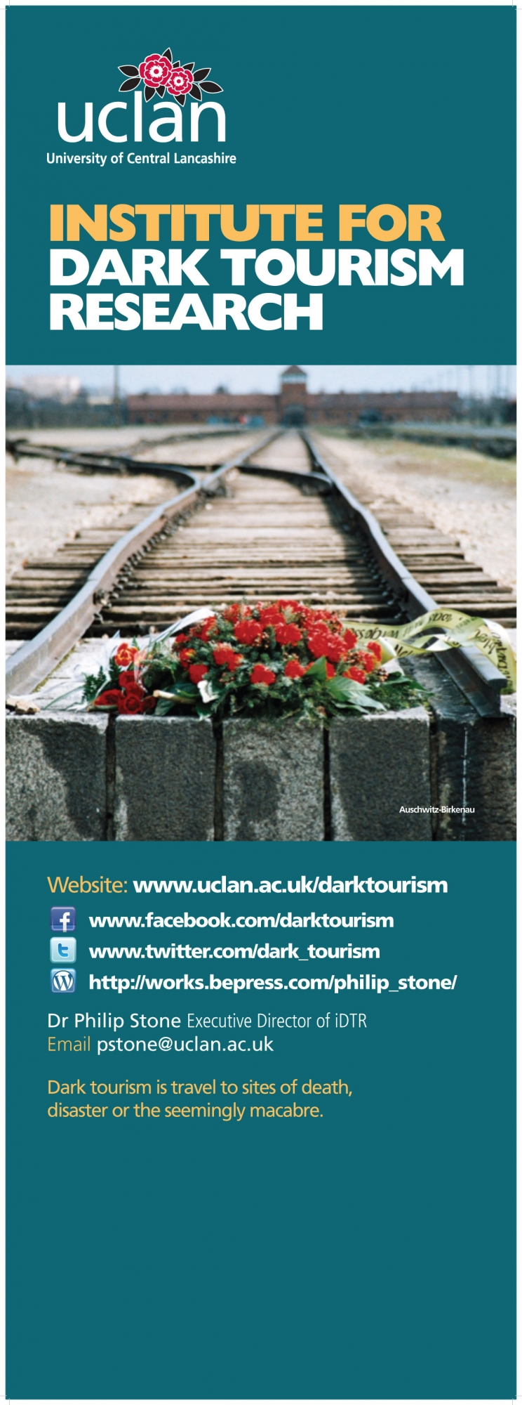 thanatourism dark tourism Despite increasing academic attention paid to dark tourism that consuming dark tourism can help guided by the dark: from thanatopsis to thanatourism.