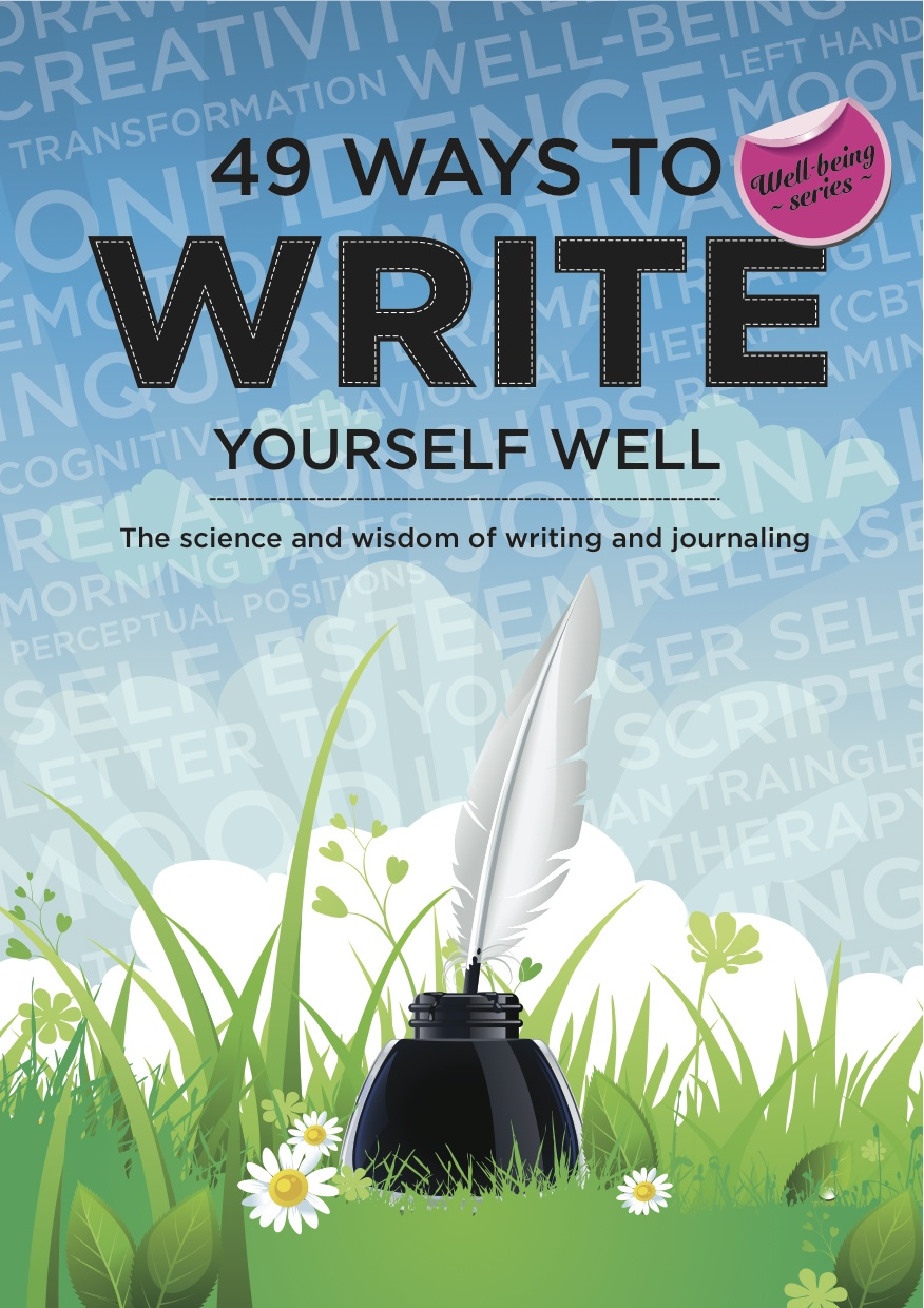 49 Ways to Write Yourself Well: The Science & Wisdom of Writing and Journaling - Jackee Holder