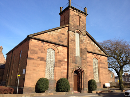 Annan: St. Andrew's