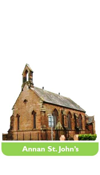 Annan St. John the Evangelist Scottish Episcopal Church
