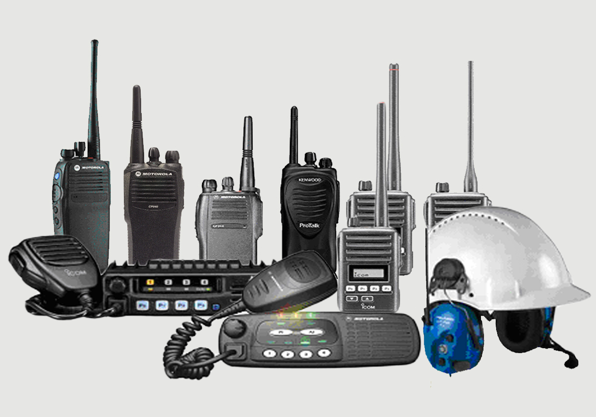 Professional Radio Supplier