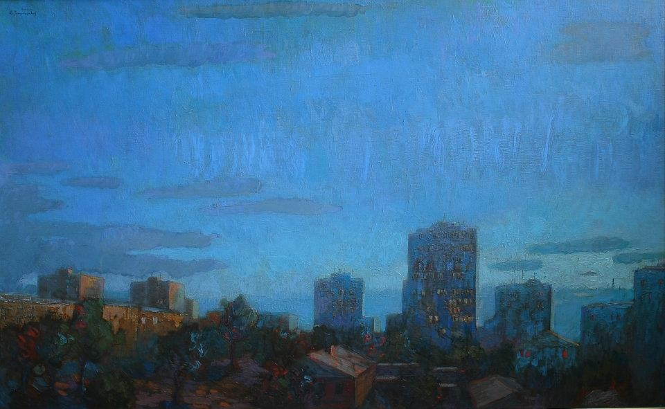 Artur Harutyunov 'Evening in Yerevan'