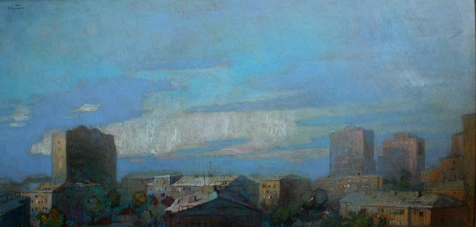 Artur Harutyunov 'Afternoon in Yerevan'