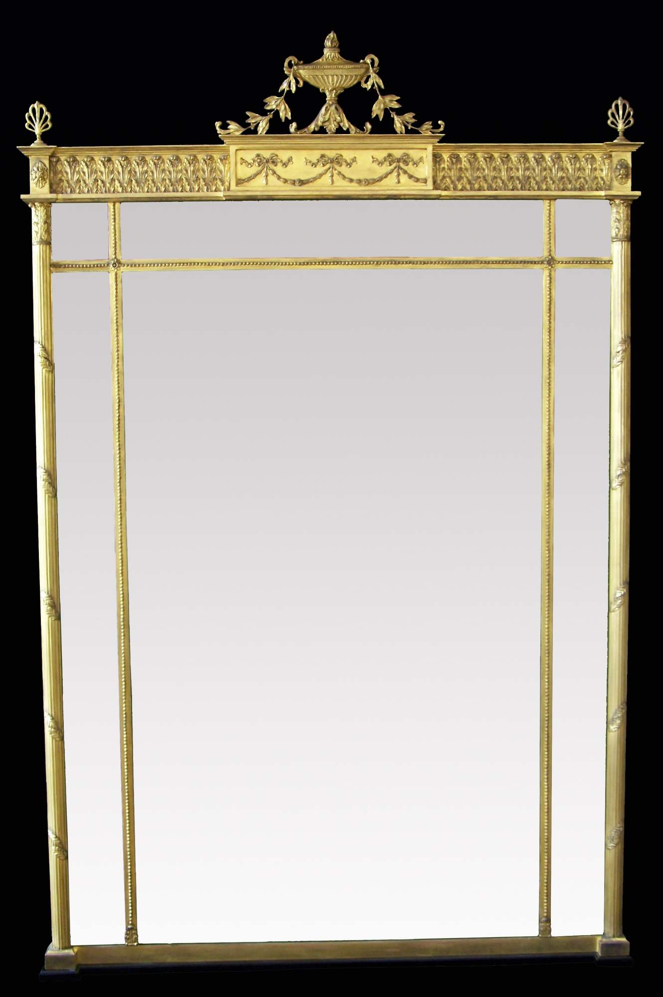 Reproduction Adam style mirror