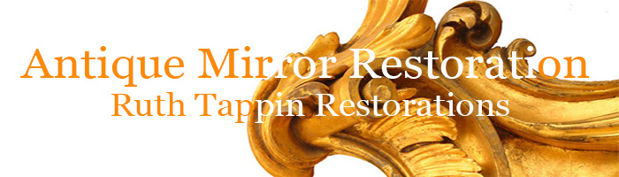 Antique Mirror Restoration
