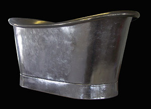Silver copper bath
