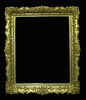 Anitque picture frame