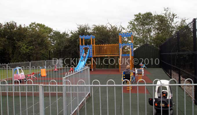 playground rubber flooring