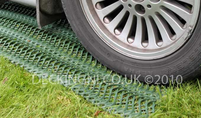eco grass matting