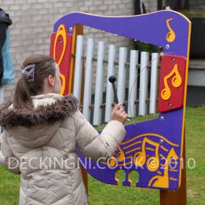 outdoor musical instrument