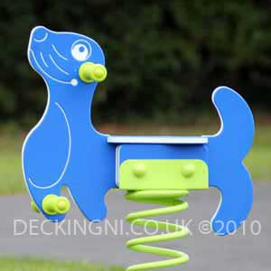 sealion spring rocker
