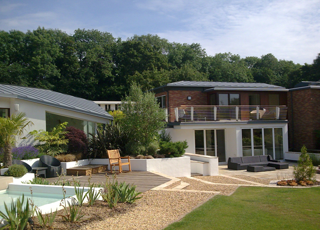 Architects in Kent pool design