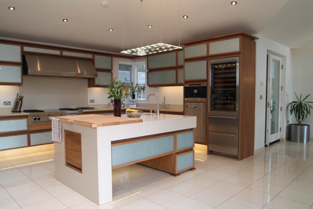 Architects in Kent Kitchen design
