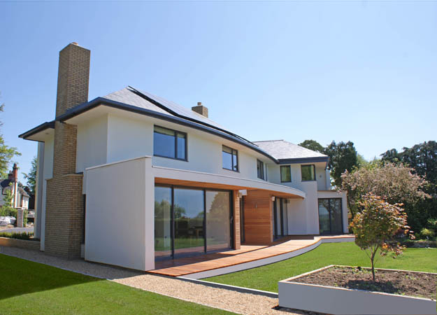 Architects kent projects - Latest design modern houses ...