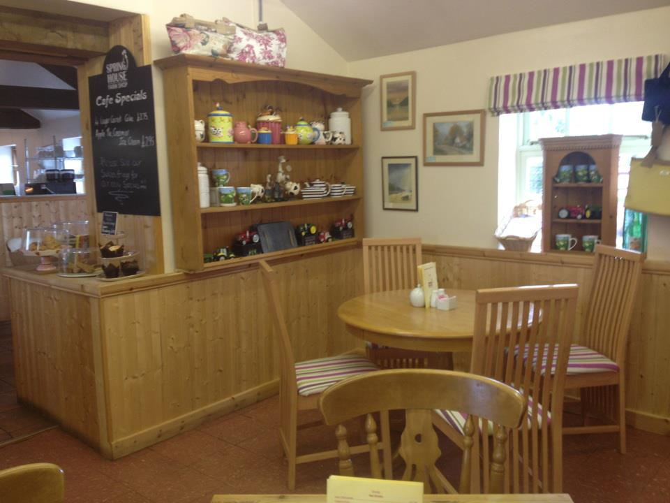 Spring House Farm Shop Café
