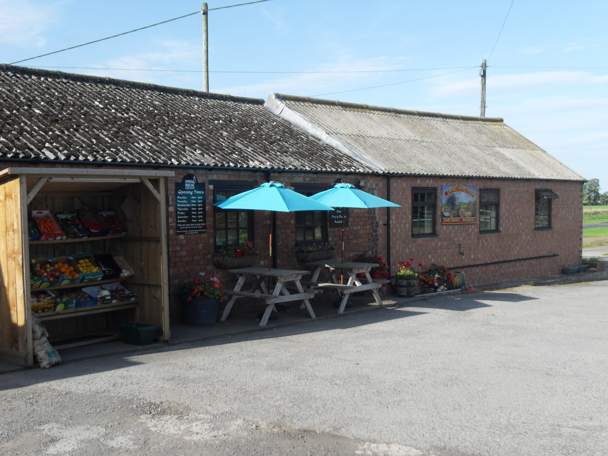 Spring House Farm Shop