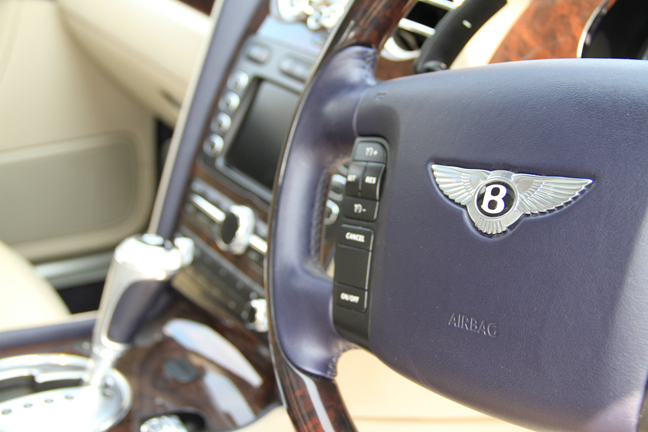 Bentley hire