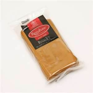 Renshaw Regalice Ready to Roll Icing 250g Pack - Brown