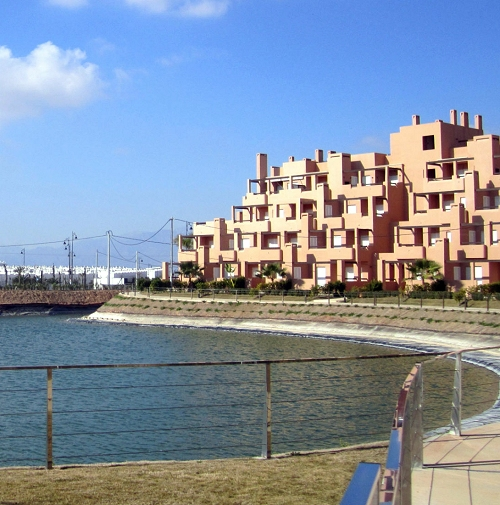 bank repossessed La Isla apartments at Condado de Alhama
