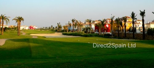 Mar Menor Golf Resort in Murcia - Homes Overseas