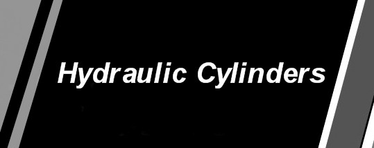 hydraulic Cylinders Page
