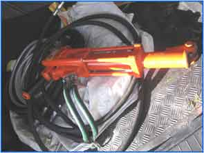 Breaker, 25kg, 25kg breaker, diamond drilling, diamond tools, drilling
