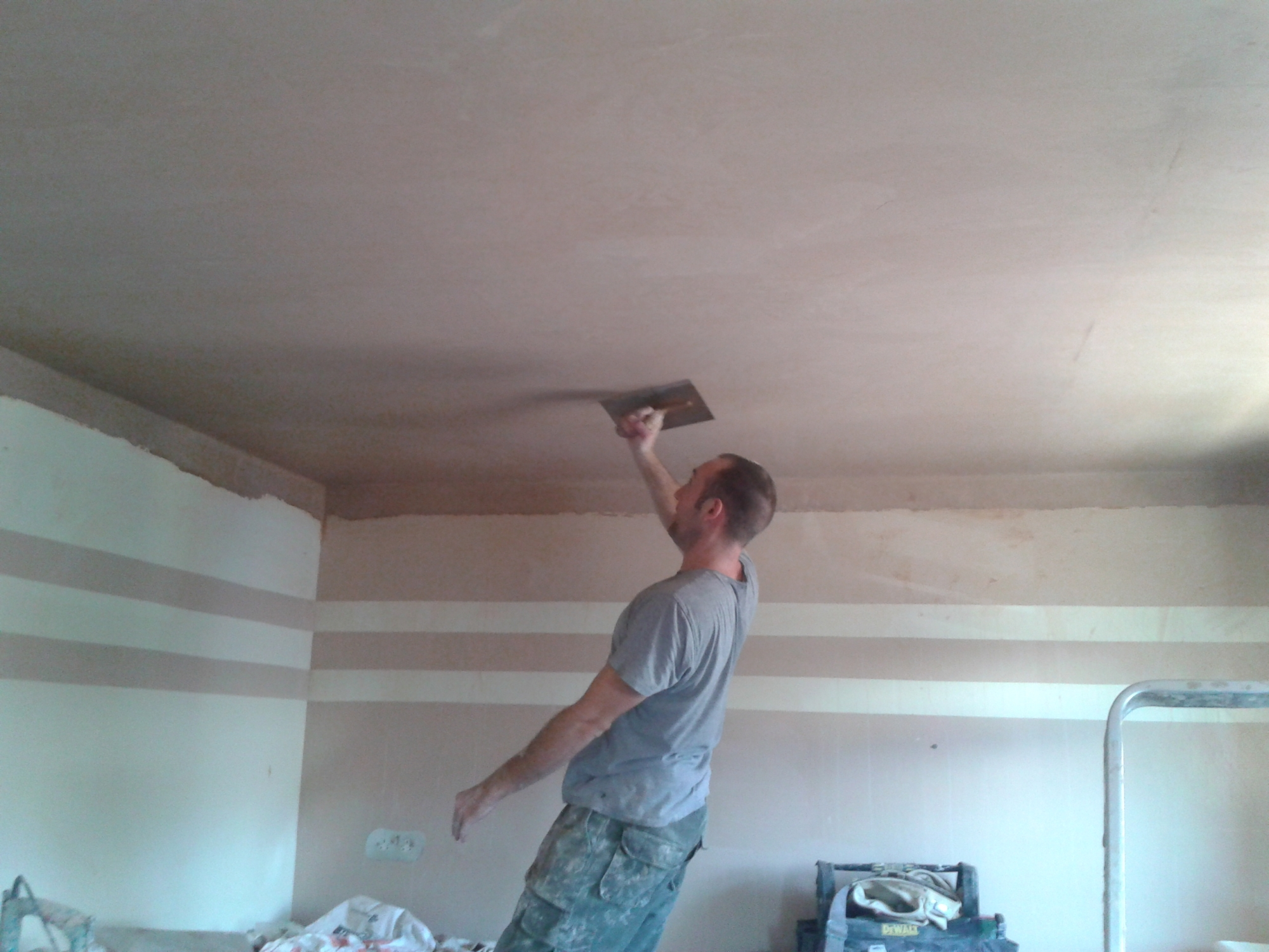 dan skimming ceiling in co durham