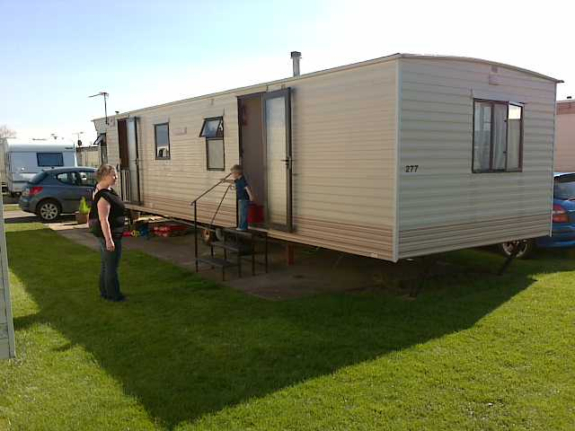 Awesome Static Caravan For Hire On Edwards Leisure Towyn Rhyl Wales